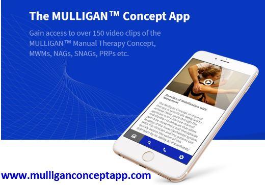 Mulligan Concept Mobile App